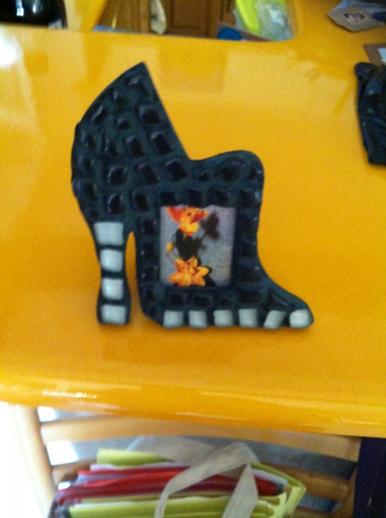 Jolie chaussure !