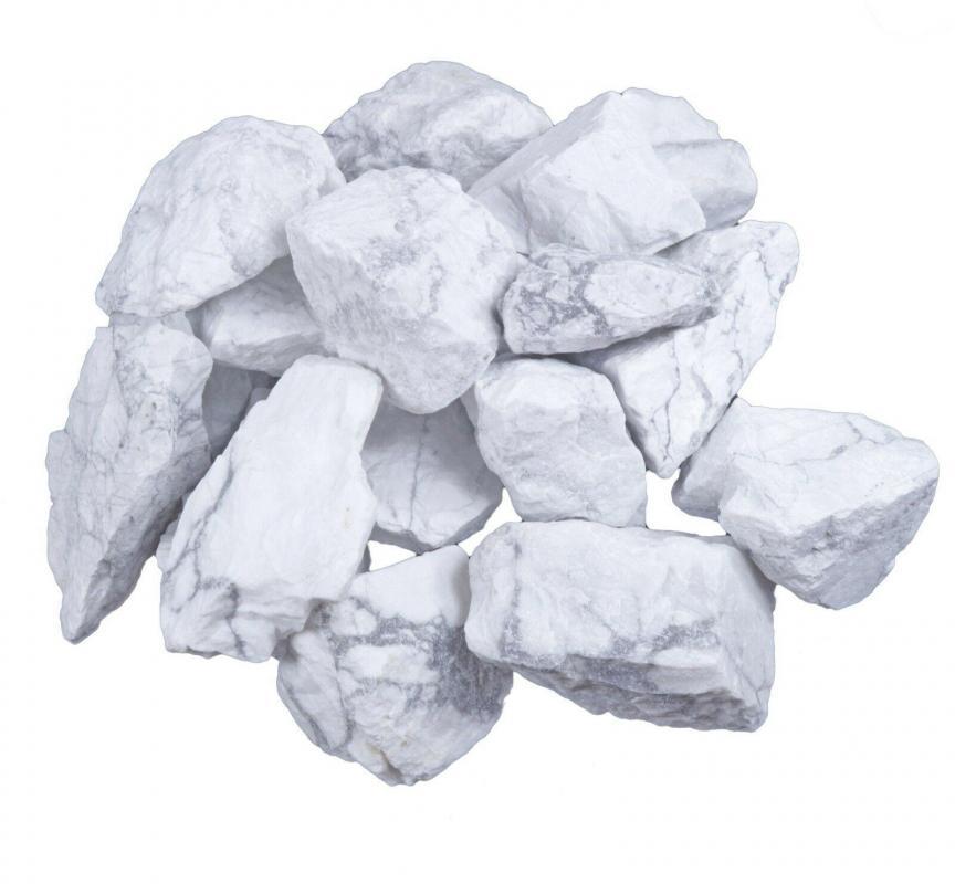 Magnesite brute